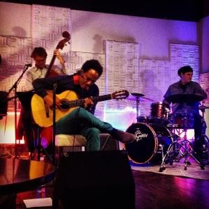 Yoham Ortiz trio