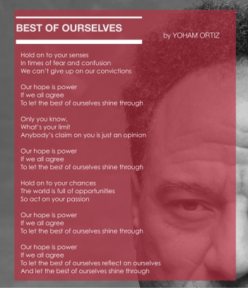 BEST OF OURSELVES by YOHAM ORTIZ