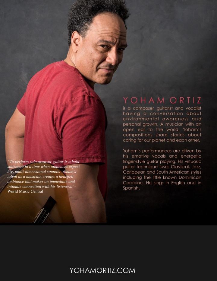YOHAM ORTIZ promo